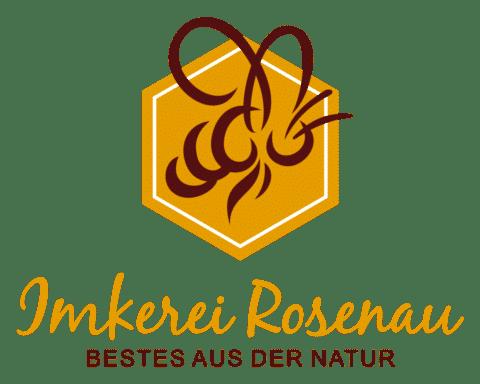 Logo der Imkerei Rosenau